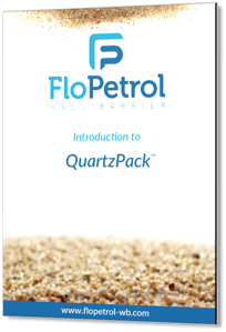 Quartzpack product description, from FloPetrol Well Barrier